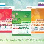 review bộ sách ôn luyện thi THPT 2021